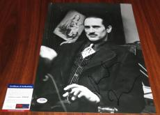 Robert DeNiro Signed 12x16 Godfather: Part 2 Academy Award PSA/DNA