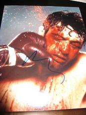 ROBERT DENIRO SIGNED 8x10 RAGING BULL PROMO PHOTO IN PERSON COA AUTO BOXING RARE