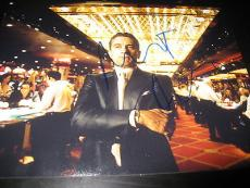 ROBERT DENIRO SIGNED AUTOGRAPH 8x10 PHOTO CASINO PROMO IN PERSON COA AUTO RARE J
