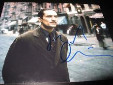 ROBERT DENIRO SIGNED AUTOGRAPH 8x10 PHOTO GODFATHER PROMO IN PERSON COA AUTO J