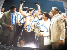 ROBERT DENIRO SIGNED AUTOGRAPH 8x10 PHOTO RAGING BULL CHAMP SCORSESE IN PERSON