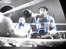 ROBERT DENIRO SIGNED AUTOGRAPH 8x10 PHOTO RAGING BULL PROMO IN PERSON COA AUTO D