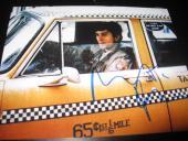 ROBERT DENIRO SIGNED AUTOGRAPH 8x10 PHOTO TAXI DRIVER IN PERSON COA AUTO RARE D
