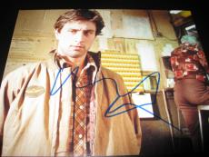 ROBERT DENIRO SIGNED AUTOGRAPH 8x10 PHOTO TAXI DRIVER PROMO IN PERSON COA AUTO E