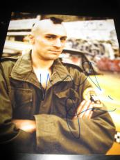 ROBERT DENIRO SIGNED AUTOGRAPH 8x10 TAXI DRIVER PROMO IN PERSON COA AUTO RARE K