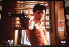 "Robert Deniro Signed Autograph Classic ""taxi Driver"" 11x14 Photo Psa/dna W37993"