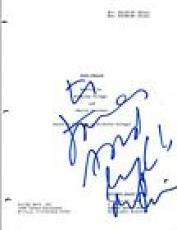 Robert DeNiro Signed Autographed GOODFELLAS Movie Script COA VD