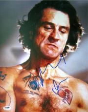 Robert Deniro Signed Autographed Raging Bull 11x14 Photo (PSA/DNA) #Q31306