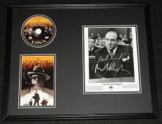 Robert Deniro Signed Framed 16x20 Untouchables DVD & Photo Display JSA De Niro