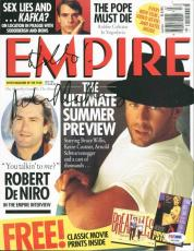 Robert Deniro Signed Magazine 1991 Empire Autographed PSA/DNA #P55439