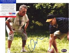 ROBERT DENIRO signed *MEET THE PARENTS* 8X10 PSA/DNA