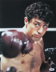 Robert Deniro Signed Raging Bull Authentic 11x14 Photo (PSA/DNA) #Q31298
