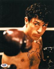 Robert Deniro Signed Raging Bull Authentic 8x10 Photo (PSA/DNA) #F42154