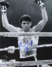 Robert Deniro Signed Raging Bull Autographed 11x14 Photo (PSA/DNA) #G98813