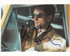 Robert Deniro Signed Taxi Driver Authentic 8x10 Photo (PSA/DNA) #J45045