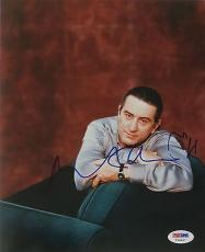 Robert Deniro Signed VOGUE Authentic Autographed 8x10 Photo (PSA/DNA) #T58807