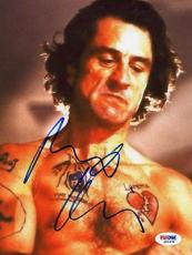 Robert Deniro Taxi Driver Signed 8x10 Photo Autograph Psa/dna #q51678
