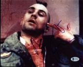 Robert Deniro Taxi Driver Signed 8X10 Photo Autographed BAS #C57699