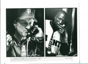Robert De Niro Wesley Snipes The Fan Original Press Still Movie Photo