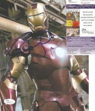 Robert Downey Jr Ironman Movie Legend Signed Autographed 8x10 Photo Jsa Coa Rare