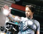 Robert Downey Jr Signed 8x10 Photo Iron Man The Avengers Marvel Autograph Coa A