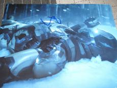 ROBERT DOWNEY JR SIGNED AUTOGRAPH 8x10 PHOTO IRON MAN 3 PROMO IN PERSON COA NY G