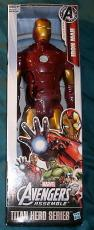 Robert Downey Jr. Signed Autograph Marvel Iron Man Avengers Titan Hero Figure