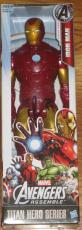 Robert Downey Jr Signed Official Iron Mantitan Hero Series Figure Toy Marvel Coa