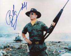 "Robert Duvall Autographed 8"" x 10"" Apocalypse Photograph - Beckett COA"