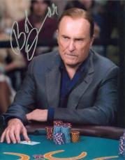 Autographed Robert  Duvall 8x10 Bob Duvall