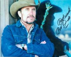 Robert Duvall autographed 8x10 Photo (Broken Trail Western) Image#2