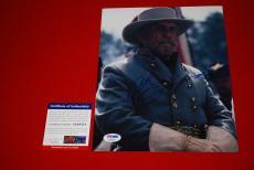 ROBERT DUVALL gettysburg godfather  apocalypse signed psa/dna 8X10 photo