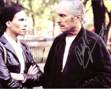 """ROBERT DUVALL -GREAT ACTOR! His Career takes from the 1959 """"TWILIGHT ZONE"""" to the 1984 Film """"THE NATURAL"""" Signed 10x8 Color Photo"""