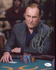 ROBERT DUVALL HAND SIGNED 8x10 COLOR PHOTO      HOLLYWOOD LEGEND       JSA
