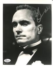ROBERT DUVALL HAND SIGNED 8x10 PHOTO       AMAZING POSE FROM THE GODFATHER   JSA