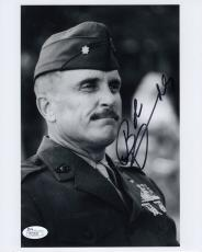 ROBERT DUVALL HAND SIGNED 8x10 PHOTO     THE GREAT SANTINI    AWESOME POSE   JSA