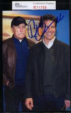 Robert Duvall Jsa Cert Hand Signed Photo Authenticated Autograph