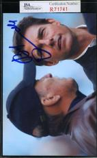 Robert Duvall Jsa Coa Hand Signed Photo Authenticated Autograph