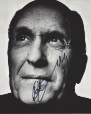 """ROBERT DUVALL - Movies Included """"THE GODFATHER"""", """"THE NATURAL"""", and """"LONESOME DOVE"""" Signed 8x10 B/W Photo"""