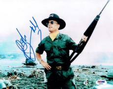 Robert Duvall Signed Apocolypse Now Autographed 8x10 Photo PSA/DNA #Z39931