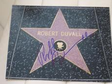 ROBERT DUVALL SIGNED AUTOGRAPH 8x10 APOCALYPSE NOW AUTO