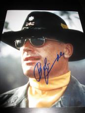 Robert DUVALL AUTOGRAPH 8x10 APOCALYPSE NOW PROMO COA IN PERSON L