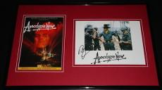 Robert Duvall Signed Framed 11x17 Photo Display Apocalypse Now