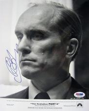 Robert Duvall Signed Godfather Part II Autographed 8x10 Photo (PSA/DNA) #M37950