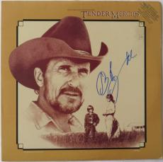 Robert Duvall Signed Tender Mercies Autographed Album Cover PSA/DNA #Y83960