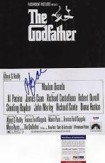 Robert Duvall The Godfather Signed 11x14 Photo PSA DNA COA Autograph
