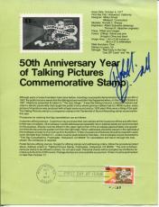 Robert Duvall To Kill A Mockingbird Godfather Signed Autograph FDC Sheet