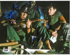 Robert Duvall/Martin Sheen Signed Apocalypse Now Auto 8x10 Photo PSA/DNA AB25152