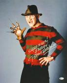 "Robert Englund A Nightmare On Elm Street ""Sleep Kills!"" Signed 16x20 Photo BAS"