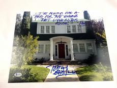 Robert Englund Autograph Freddy Krueger 11x14 Photo BAS Nightmare on Elm #I64284